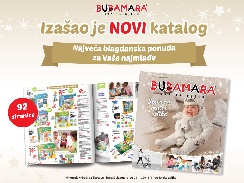 bubamara split ackije novo katalog