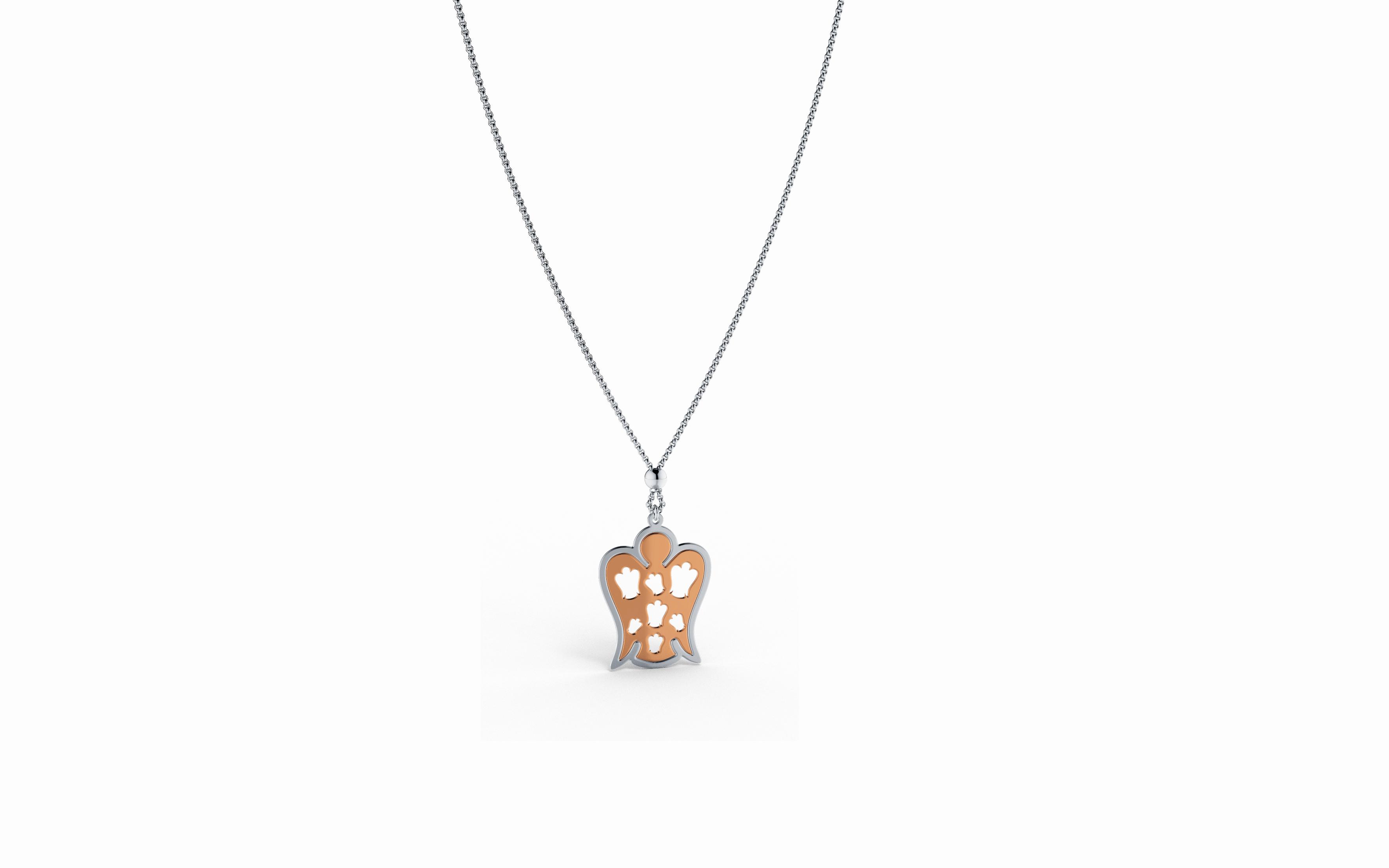 Srebrna ogrlica, redovna cijena 480kn, s popustom 240kn, Argentum
