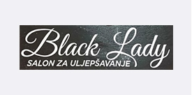 black lady logo
