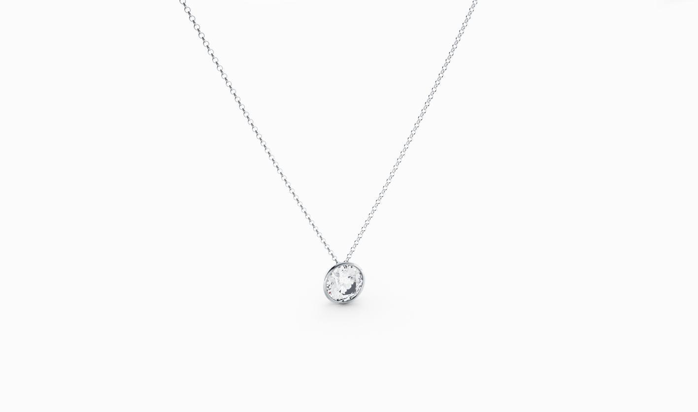 Srebrna ogrlica, redovna cijena 520kn, s popustom 260kn, Argentum