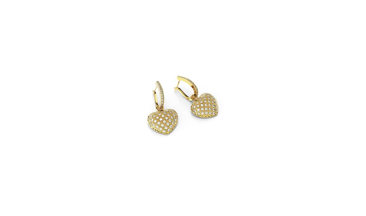 Zlatne nausnice, red.cijena 3060kn, sada 1989kn - ZAKS