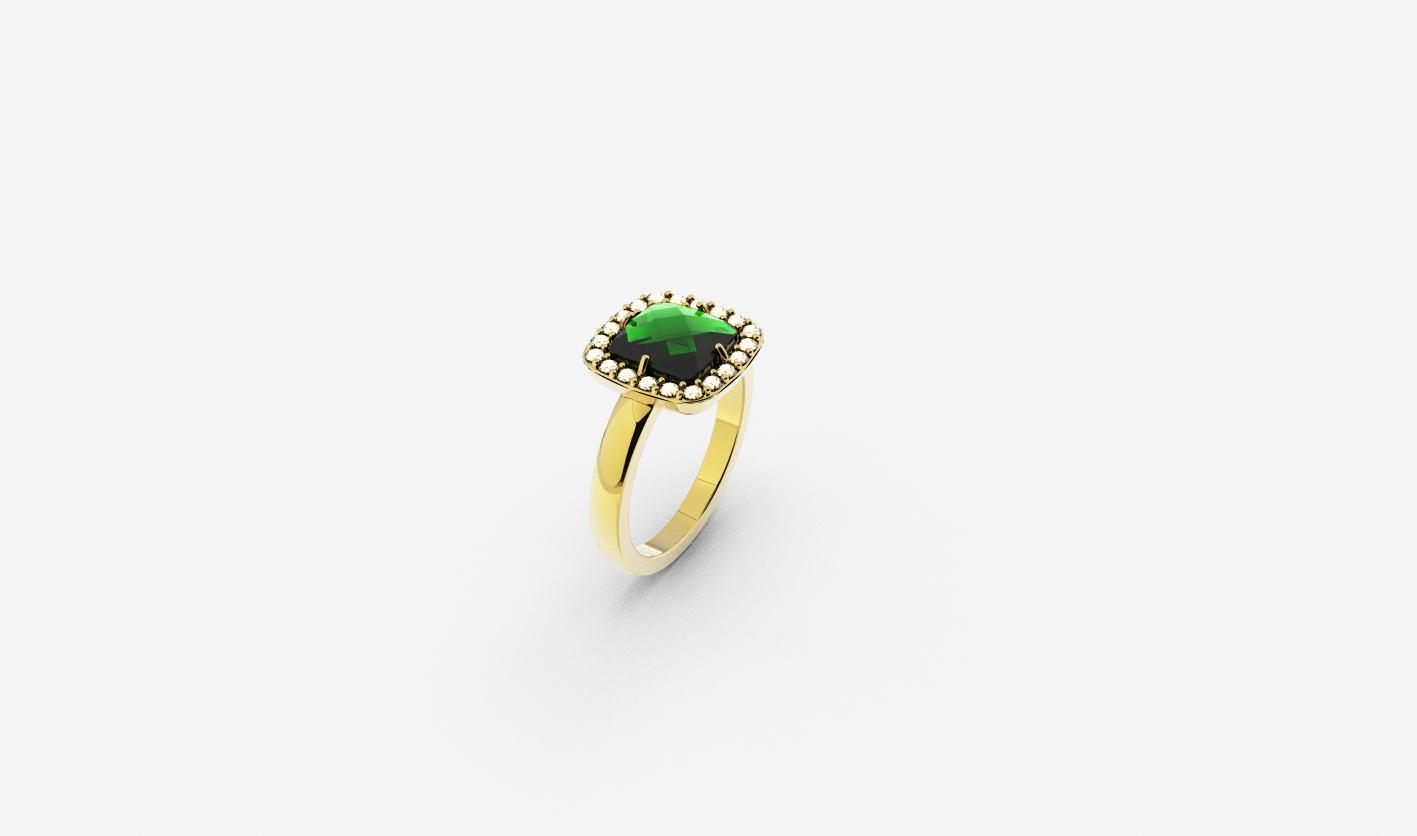 Zlatni prsten, red.cijena 1305kn, sada 848,25 - ZAKS