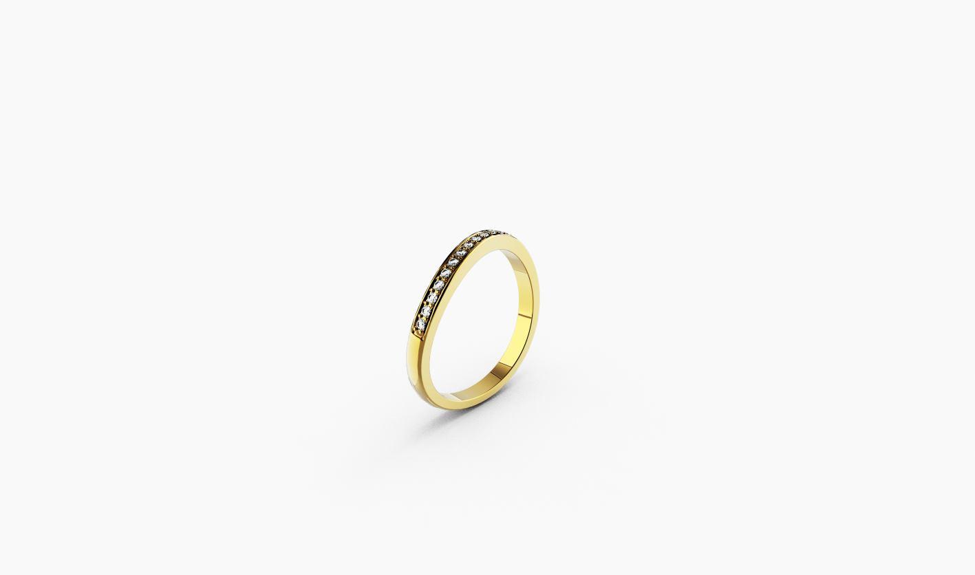Zlatni prsten, red.cijena 1440kn, sada 936kn - ZAKS