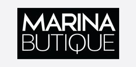 marina butique logo