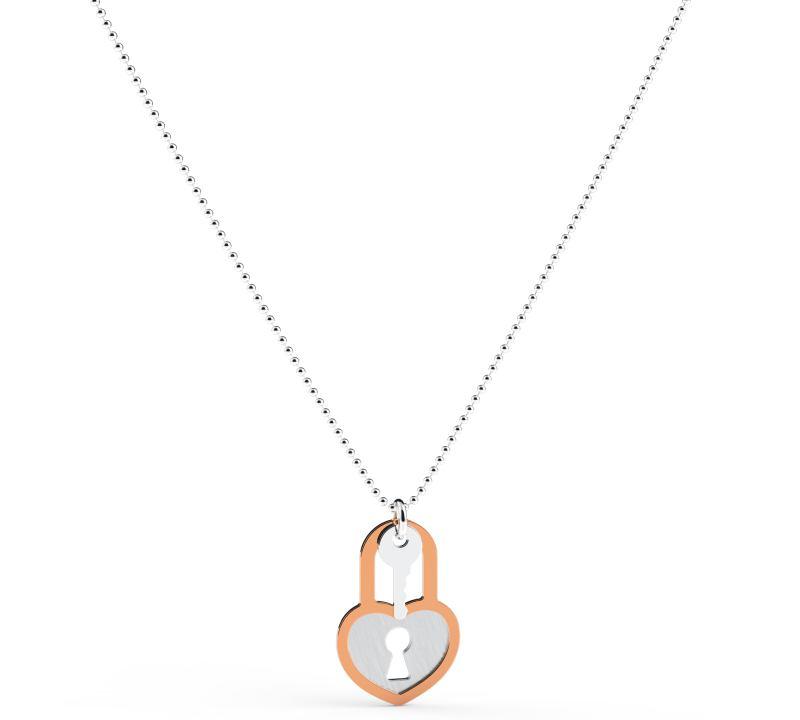 Srebrna ogrlica, redovna cijena 600kn, s popustom 300kn, Argentum (2)