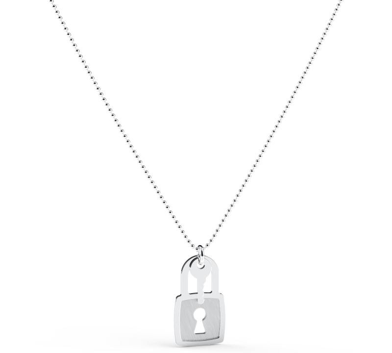 Srebrna ogrlica, redovna cijena 600kn, s popustom 300kn, Argentum