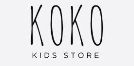 koko kids store logo