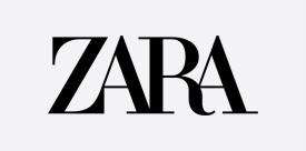 zara novi logo