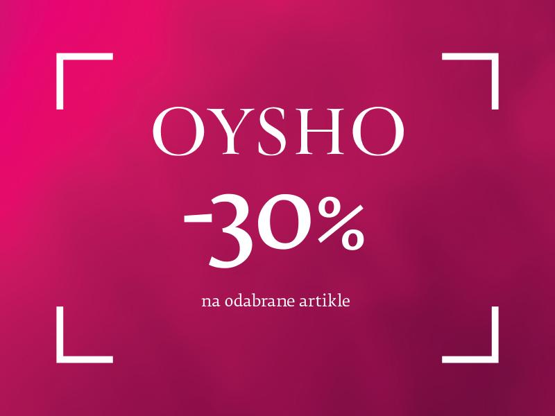 Oysho vizual