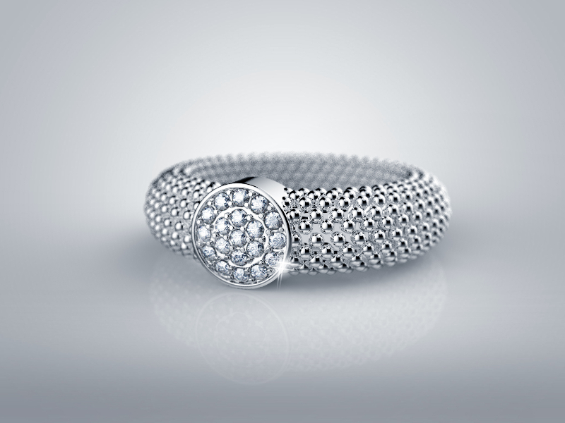 Srebrni prsten 390 kn, srebrnarnice Argentum