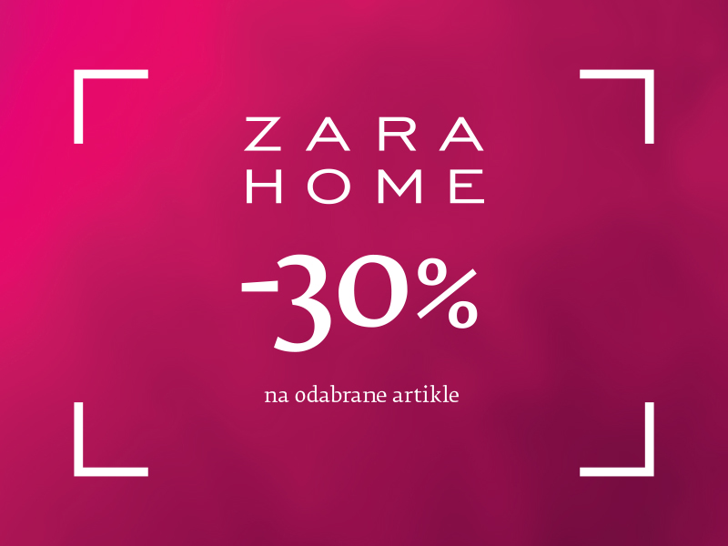 Zara Home vizual