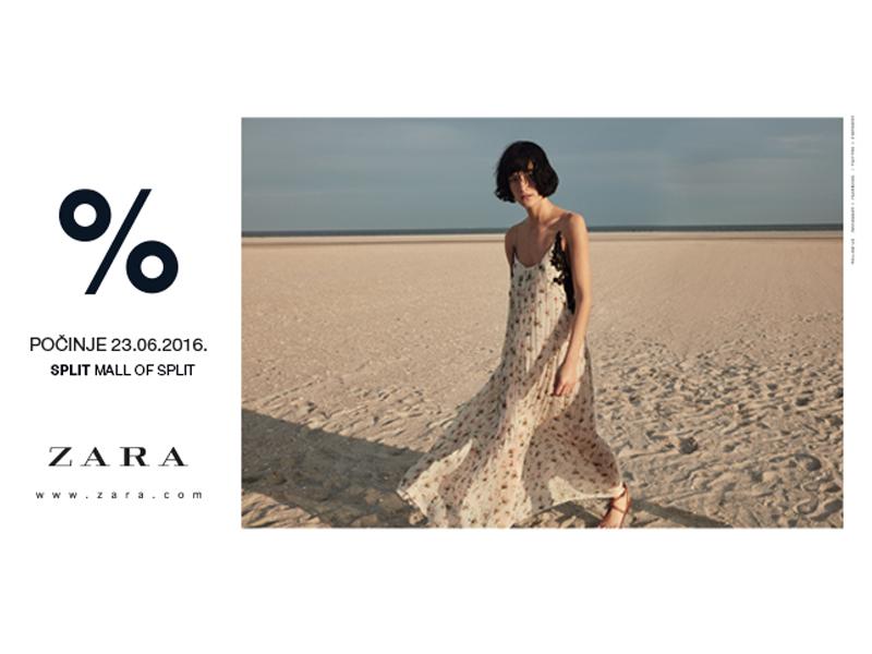 Zara vizual
