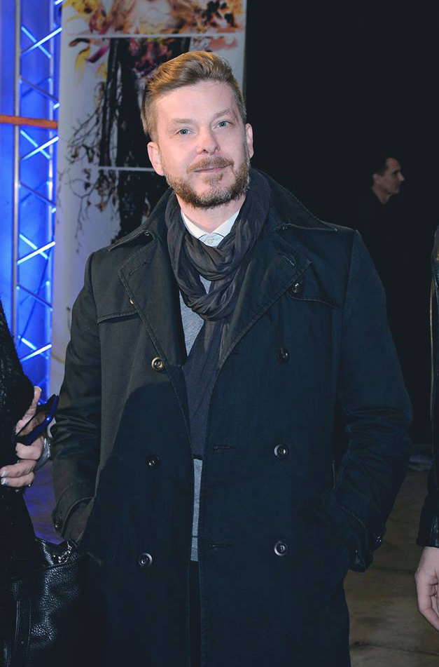 Damir Gerovac, modni stilist i kolumnist