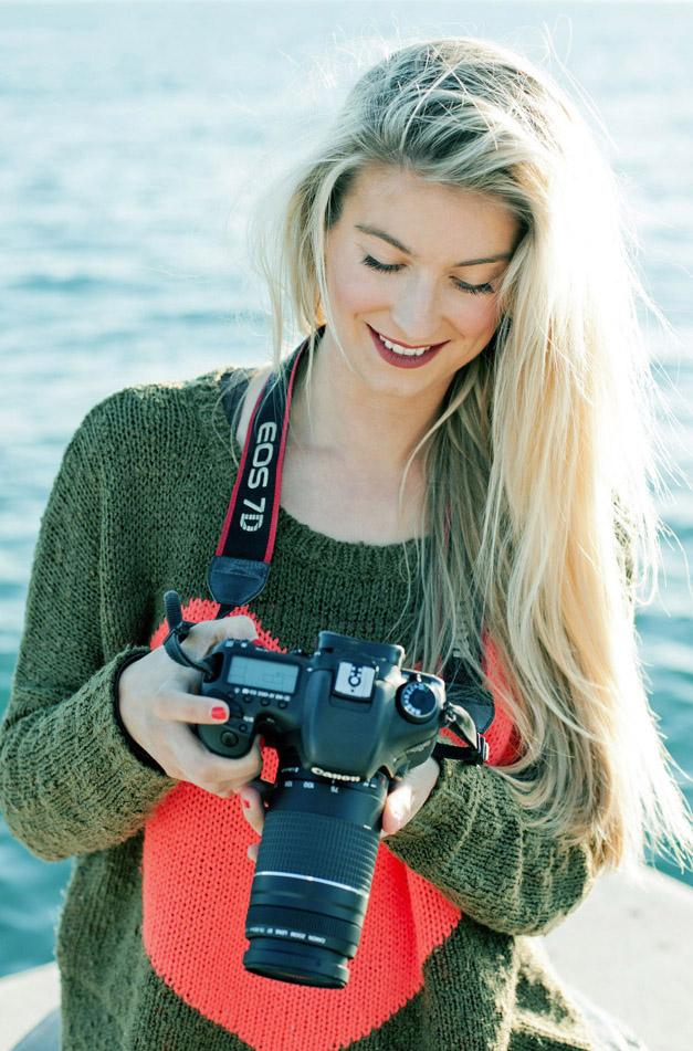 Sonja Dvornik, fotografkinja