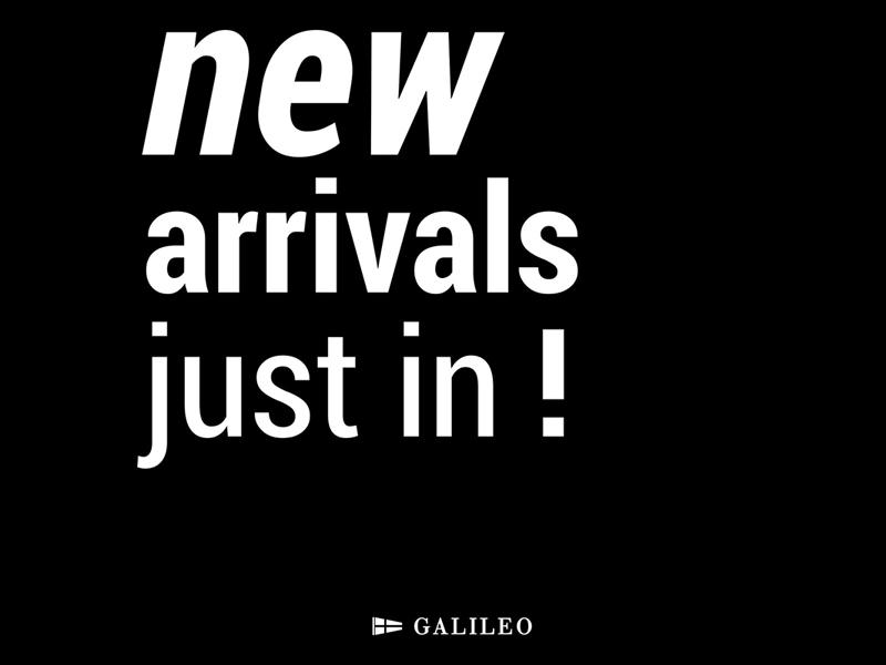 galileo new arrivals
