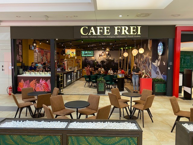 Cafe Frei - Mall of Split