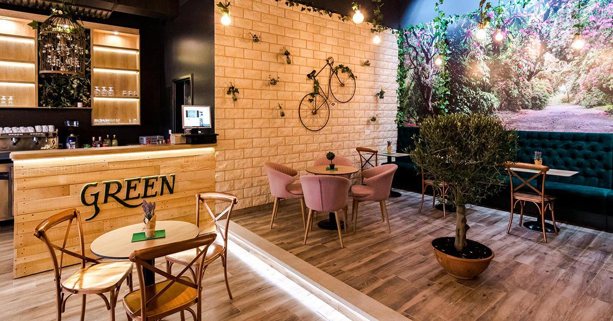 green caffe split novo