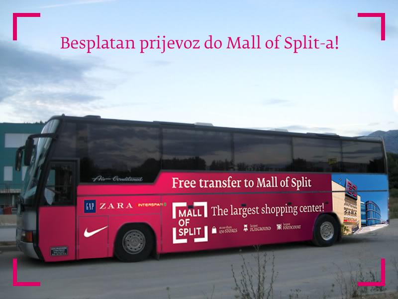 besplatan prijevoz
