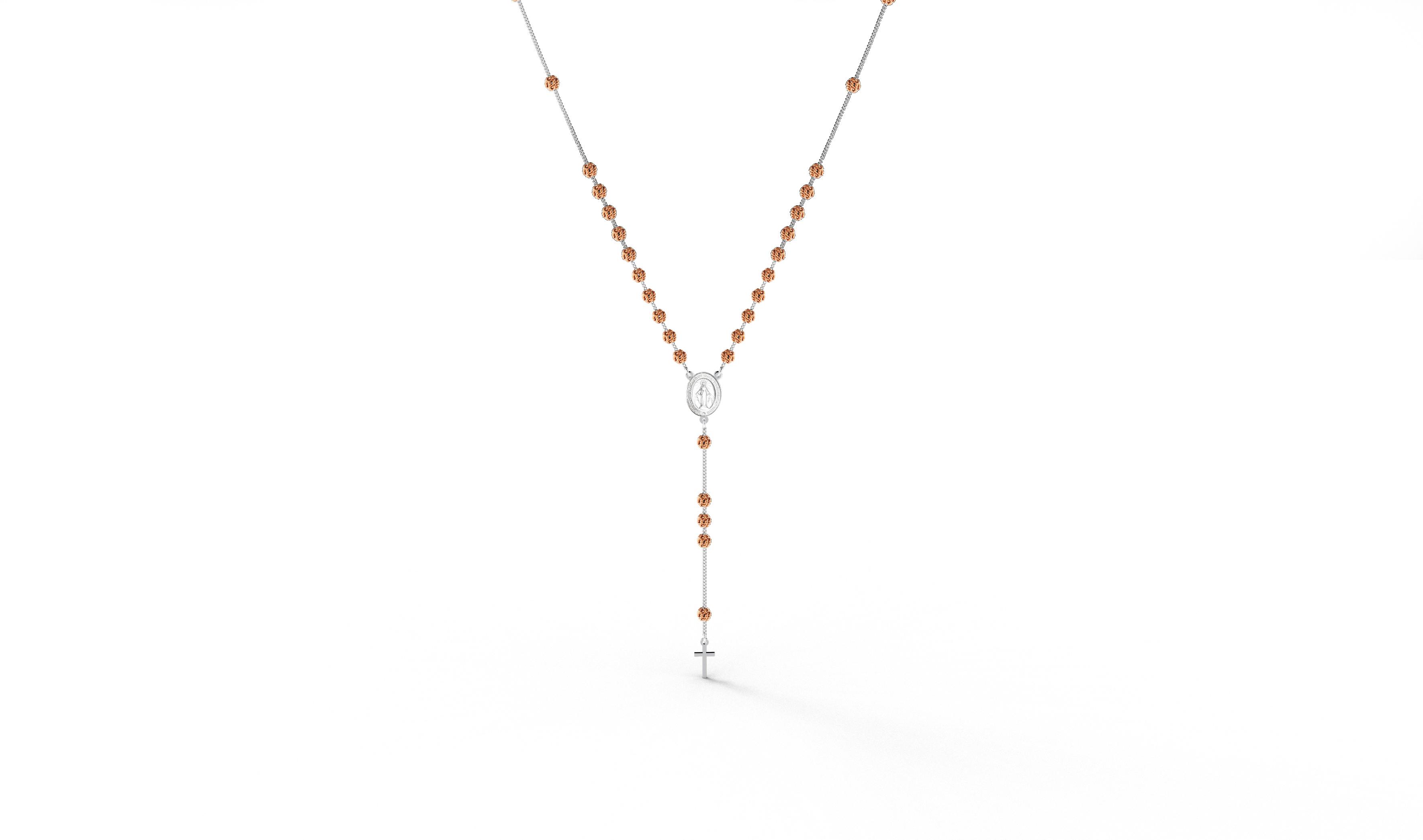Srebrna ogrlica, redovna cijena 950kn, s popustom 475kn, Argentum