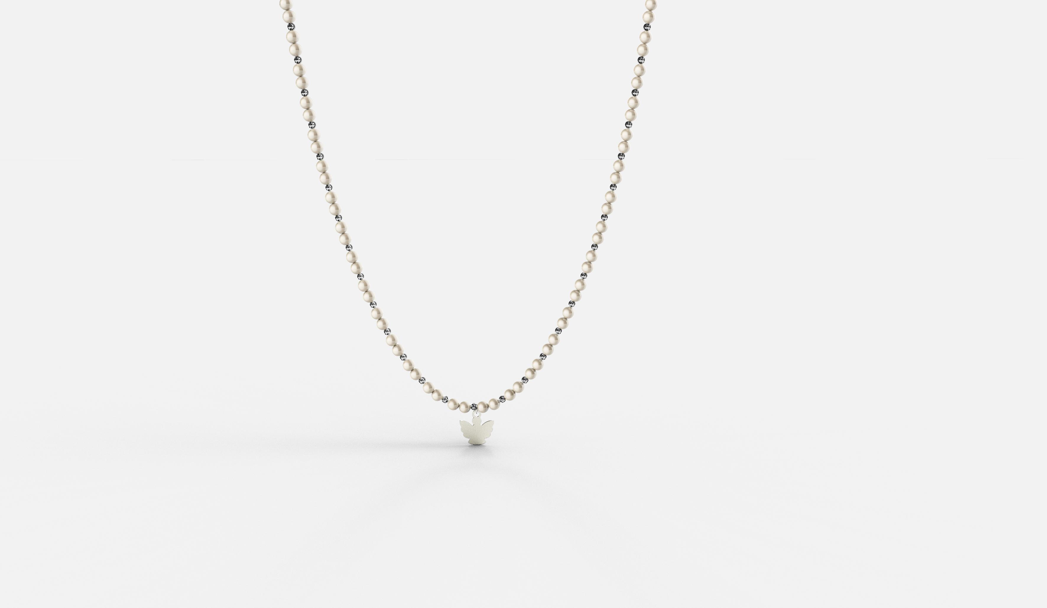 Srebrna ogrlica, redovna cijena 980kn, s popustom 490kn, Argentum