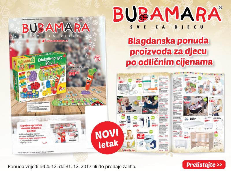 bubarama novi katalog akcije popusti snizenja split