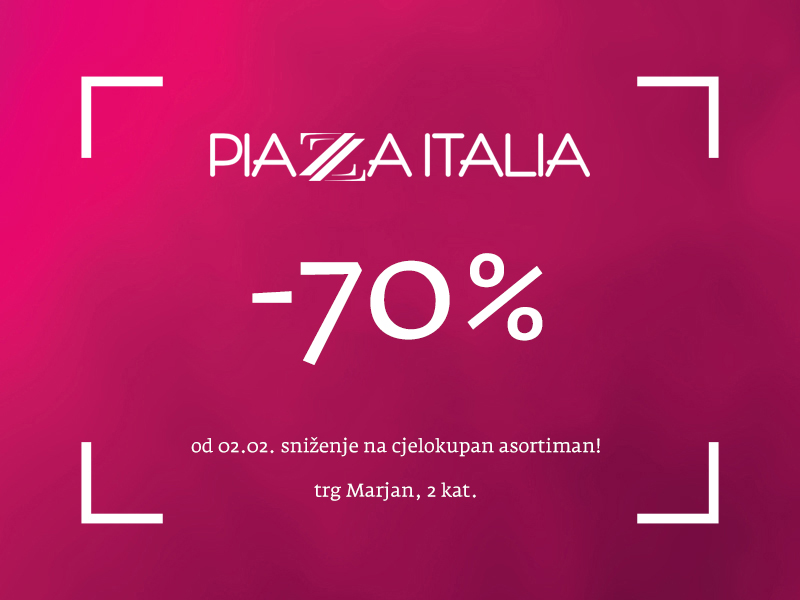 piazza italia split ackije popusti snizenja