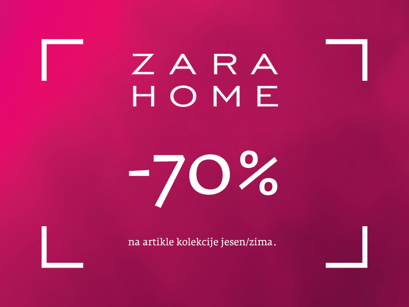 zara home intro