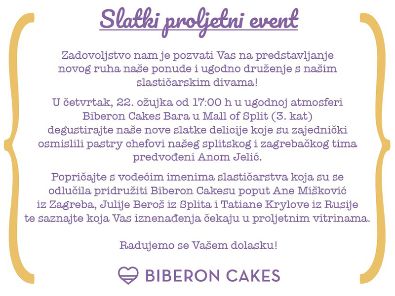 biberon cakes split intro