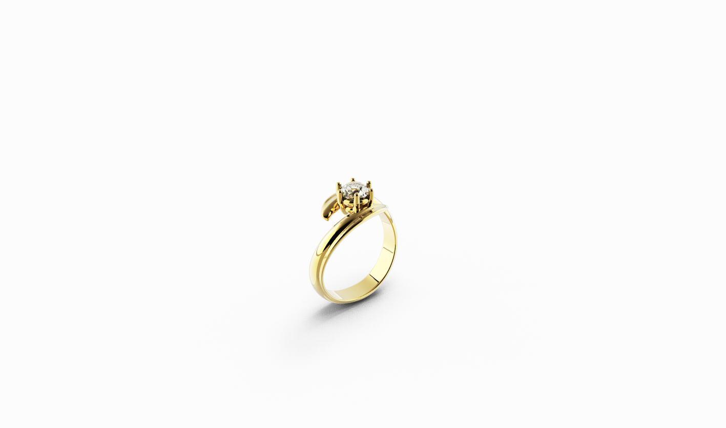 Zlatni prsten red.cijena 1980kn, sada 1287kn - ZAKS