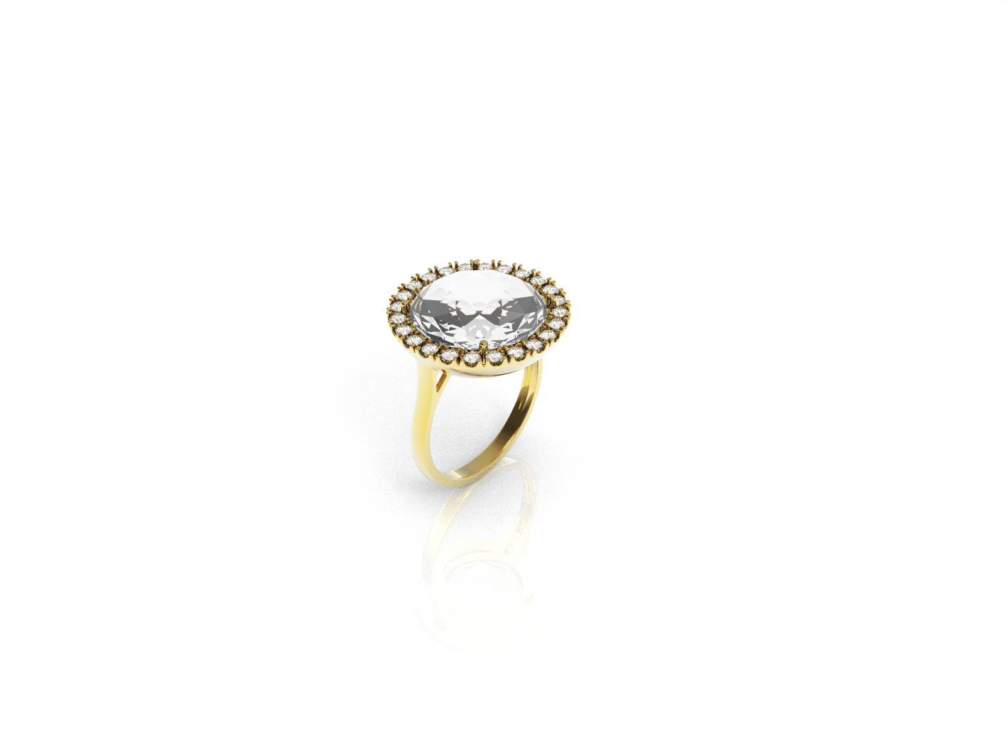 Zlatni prsten, red.cijena 3015kn, sada 1959,75kn - ZAKS