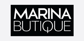 marina butique logo