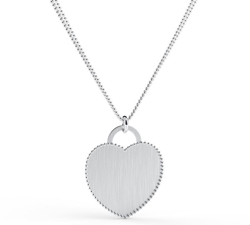 Srebrna ogrlica, redovna cijena 2020kn, s popustom 1010kn, Argentum