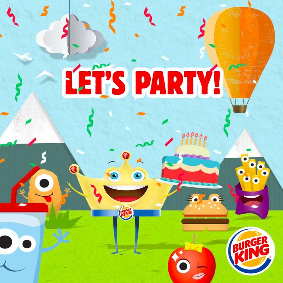 burger king lets party split