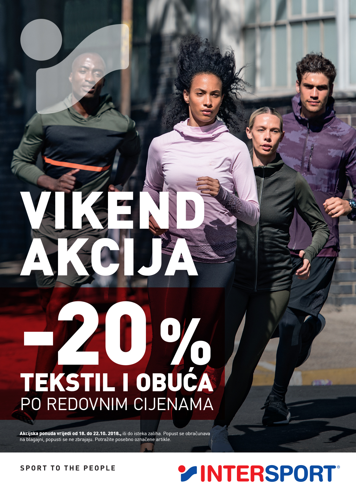 intersport split vikend akcija popusti snizenja