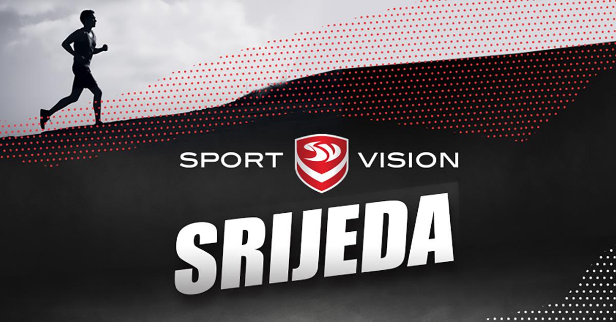 sport vision srijeda face