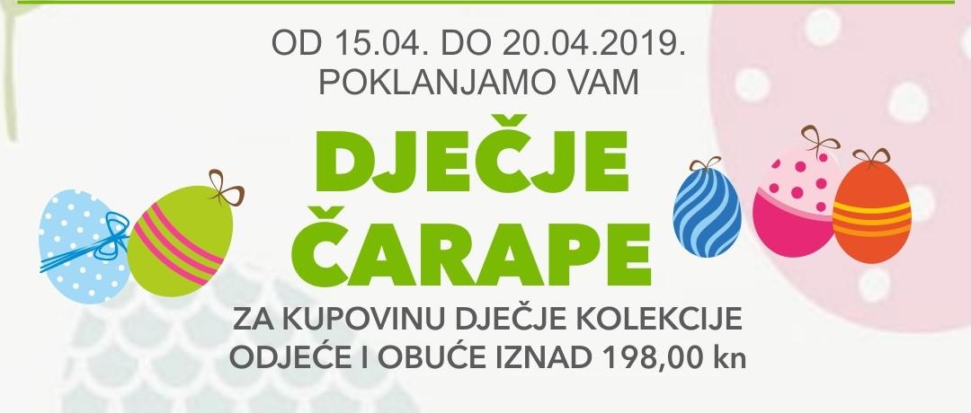 20% odjeća _ gratis čarape FB - Mall of Split