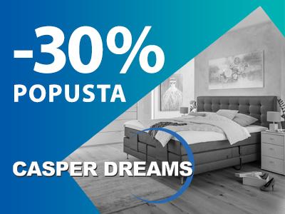 Casper Dreams Akcija
