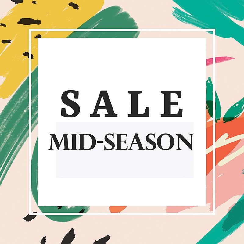 mid-season salej