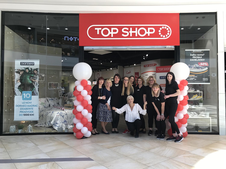 topshop shopfronta