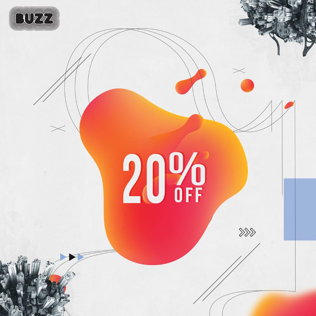 buzz split insta