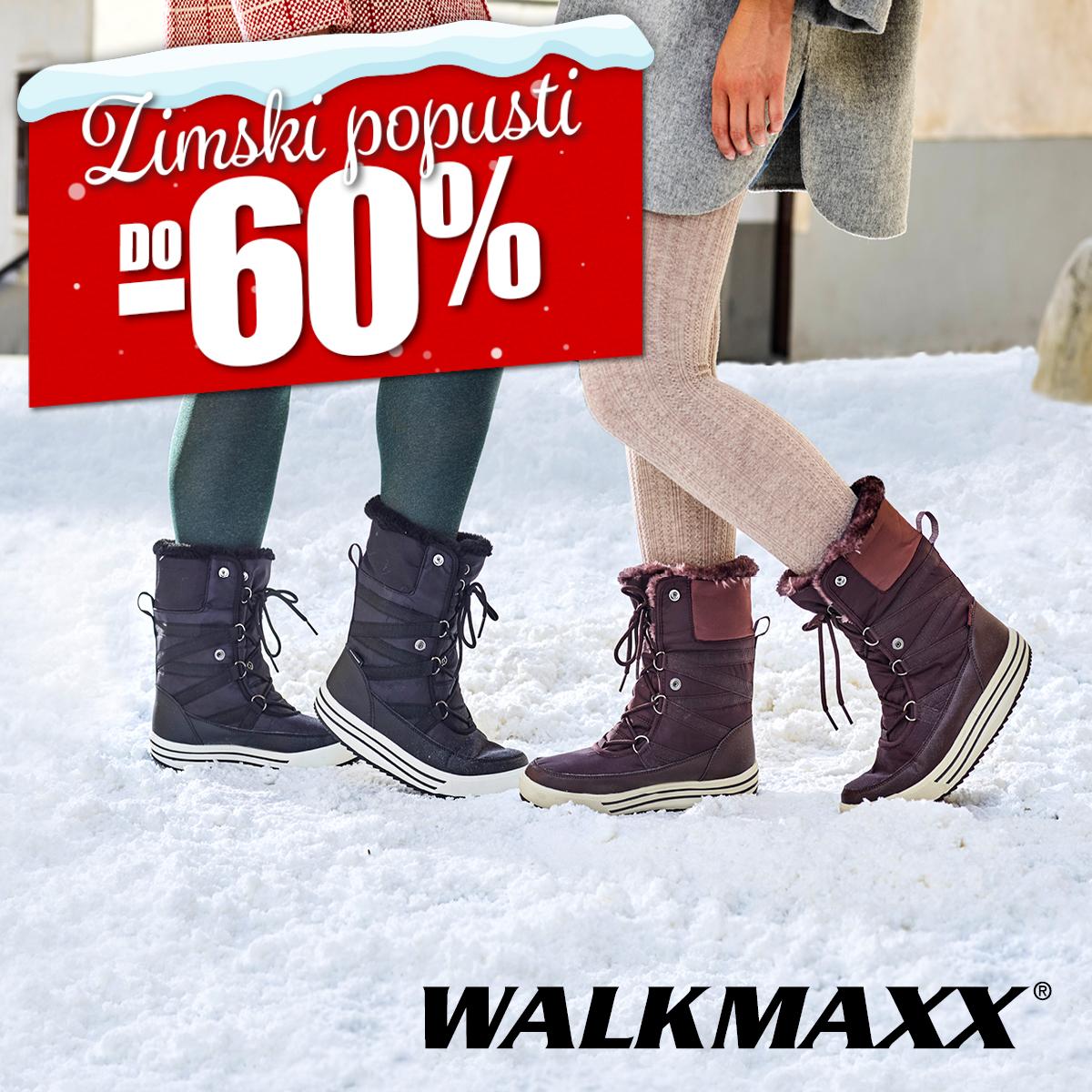 Walkmaxx zimski popusti do -60% 10