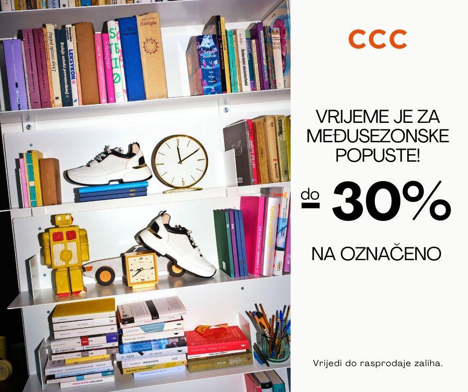 CCC međusezonski popust