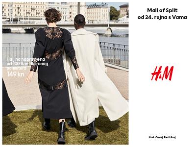 H&M - Mall of Split