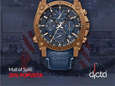 DICTA - Vikend Akcija - Mall of Split
