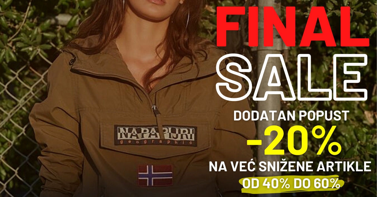 Napapijri - Final Sale