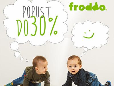 Froddo - jesen - Mall of Split