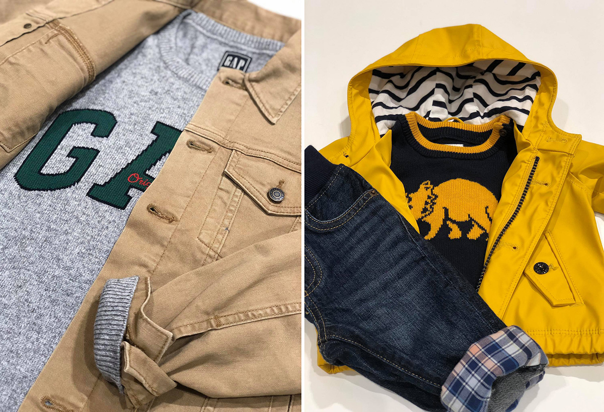 GAP - 30% na pletenine i jakne