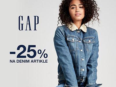 Gap Denim - Mall of Split