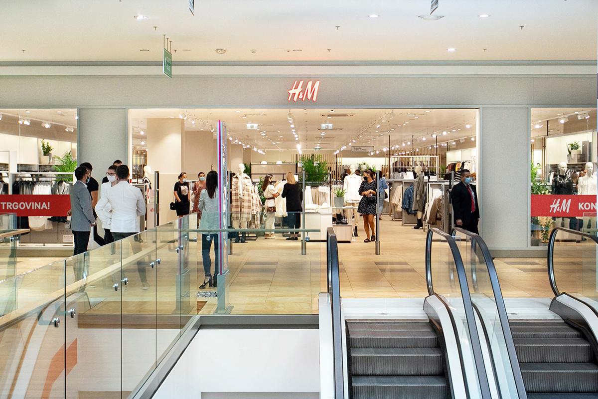 HM - Mall of Split