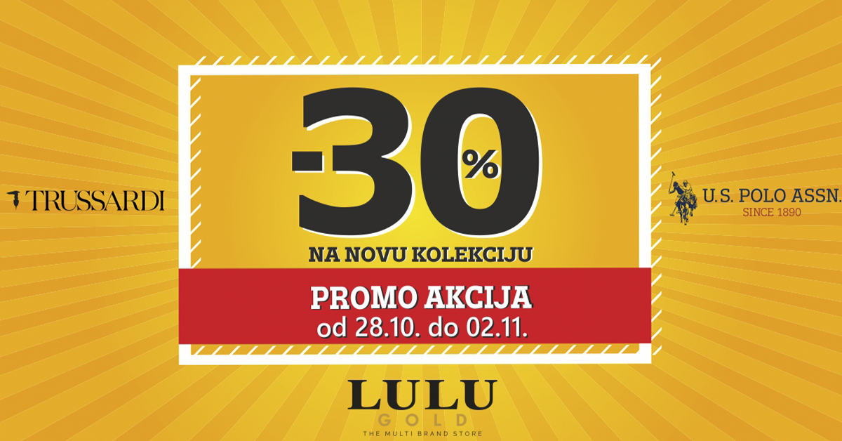 Lulu Gold - Mall of Split